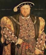 Portrait d'Henri VIII (1491-1547) âgé de 49 ans (Holbein Hans) - Muzeo.com
