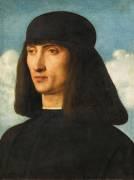 Portrait d'homme (Giovanni Bellini) - Muzeo.com