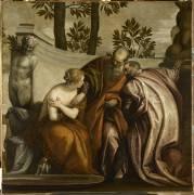 Suzanne et les vieillards (Véronèse Paul) - Muzeo.com