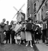 Concours Mondial d'Accordéon à Montmartre (anonyme) - Muzeo.com