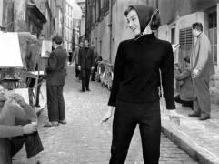 HEPBURN AT PARIS (Bert Hardy) - Muzeo.com