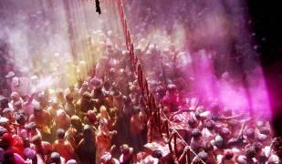 02/28/2010. Holi Festival in India (Xinhua) - Muzeo.com