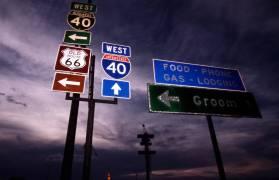 07/00/2001. Route 66 (Giboux Jean-Marc) - Muzeo.com