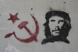 Graffiti de Che Guevara (Anonyme) - Muzeo.com