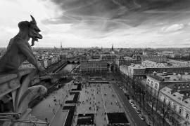Guardian of Paris (Jérôme Prince) - Muzeo.com