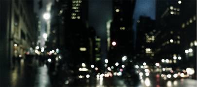 Les rues de New York de nuit (Cullen Mike) - Muzeo.com