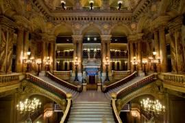 L'interieur de l'opera Garnier à Paris (Sylvain Sonnet) - Muzeo.com