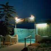 Entrée d'une piscine (Carroll Patty) - Muzeo.com