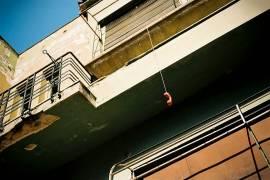 Téléphone Pendu. (Jérome Siran) - Muzeo.com
