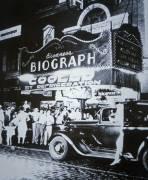 La salle de cinema Biograph à Chicago en 1934 (Umberto anonyme) - Muzeo.com