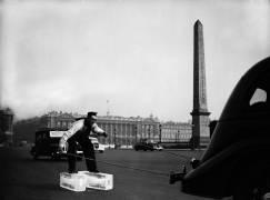 CURIOSITE 1938 : LA GLACE DE LA CONCORDE (Keystone) - Muzeo.com