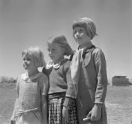 Filles de fermiers déplacés (Dorothea Lange) - Muzeo.com