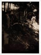 Garçons luttant (Clarence Hudson White) - Muzeo.com