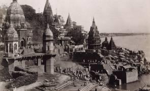 View of Benares, 1890 (Anonyme) - Muzeo.com