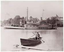 Canonnière américaine (Timothy O'Sullivan) - Muzeo.com