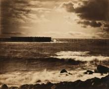 Grande vague, Sète - n°17 (Gustave Le Gray) - Muzeo.com