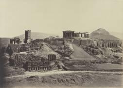 L'Acropole d'Athènes (Umberto anonyme) - Muzeo.com