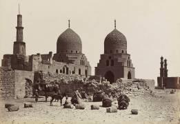 Le Caire : tombeau et mosquée El Achraf (Béchard Henri) - Muzeo.com