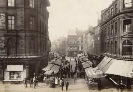 Le Marché de Victoria, Manchester (Francis Frith) - Muzeo.com