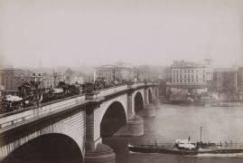 Le Pont de Londres (Francis Frith) - Muzeo.com