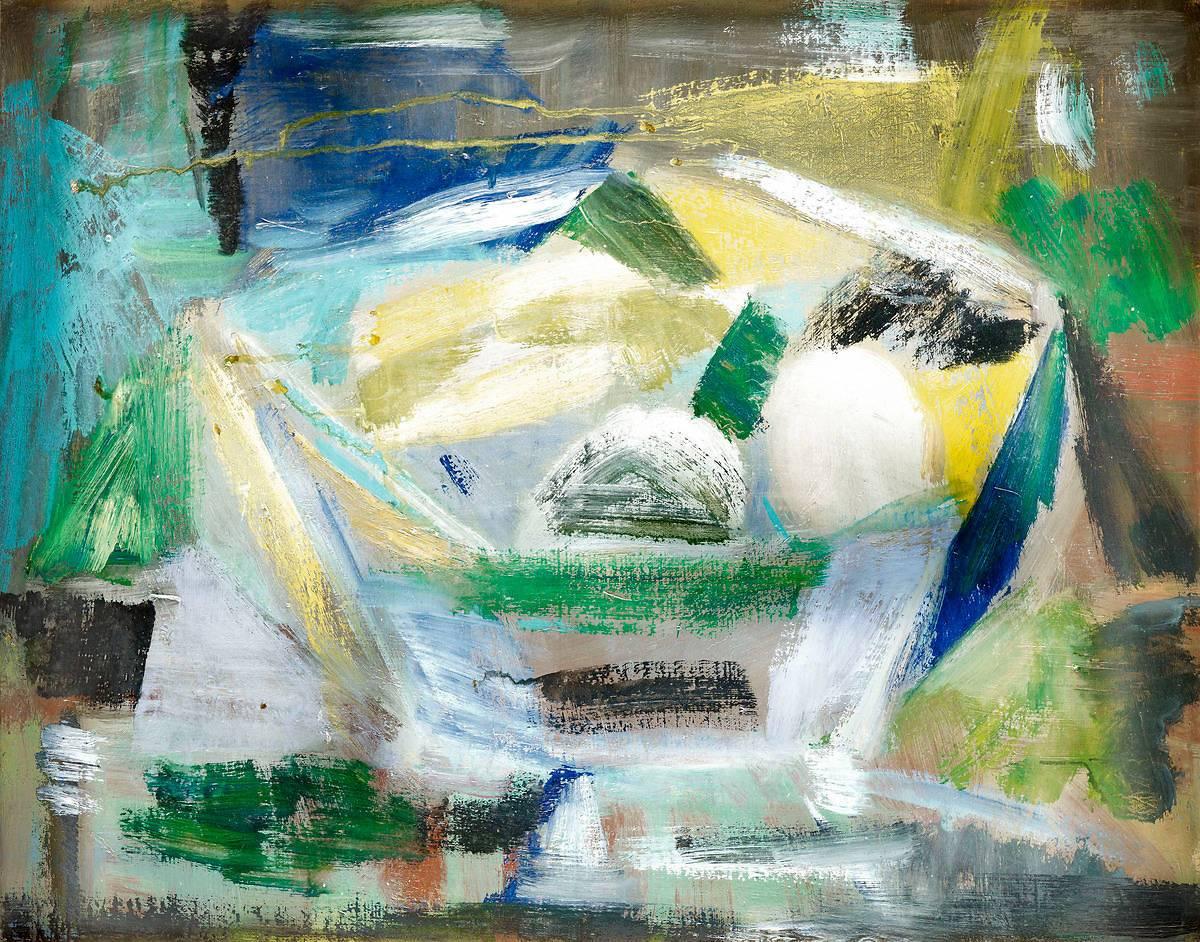 Extrêmement La plus belle collection de peinture contemporaine de nature morte  QE67