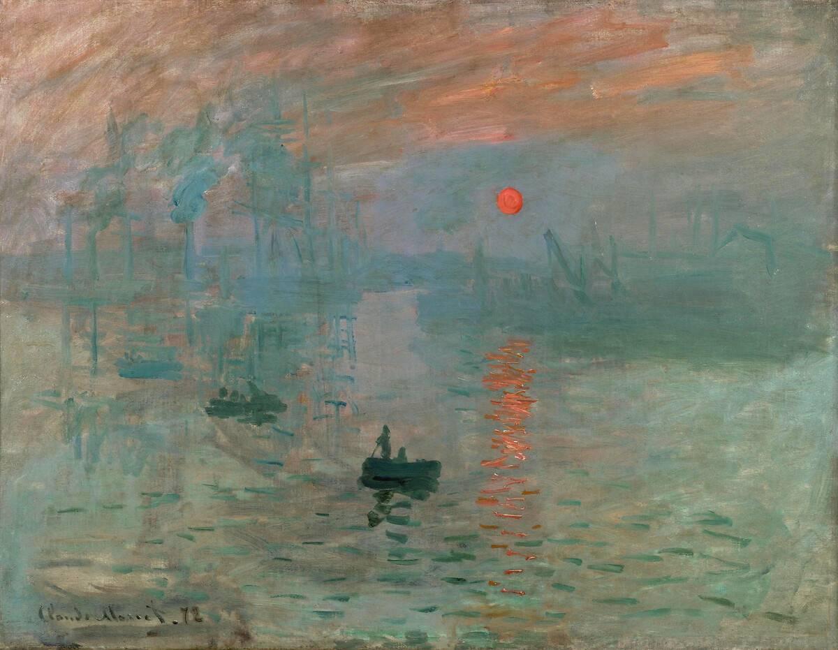La plus belle collection de peinture impressionniste pour votre déco  d'intérieur - Muzéo