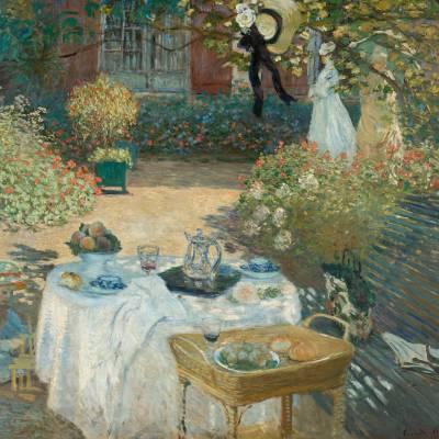 La Plus Belle Collection De Peinture Impressionniste De Jardin Pour Votre Deco D Interieur Muzeo